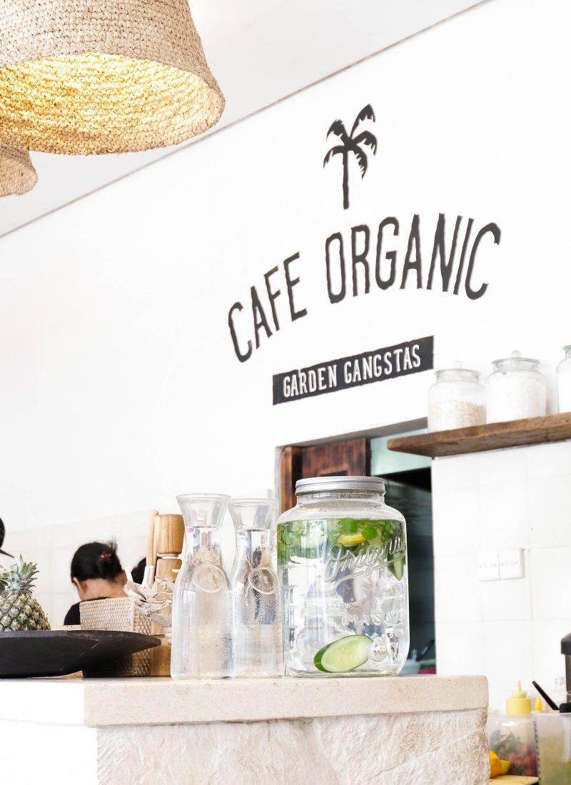 Bali Diary #1 – Cafe Organic and Canggu Bona Kubu