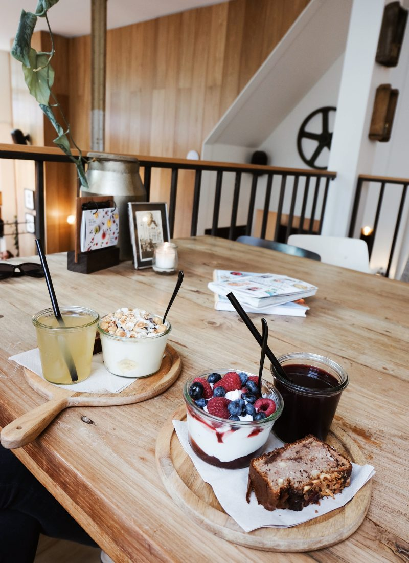 Hotspot – Yoghurt Barn Rotterdam