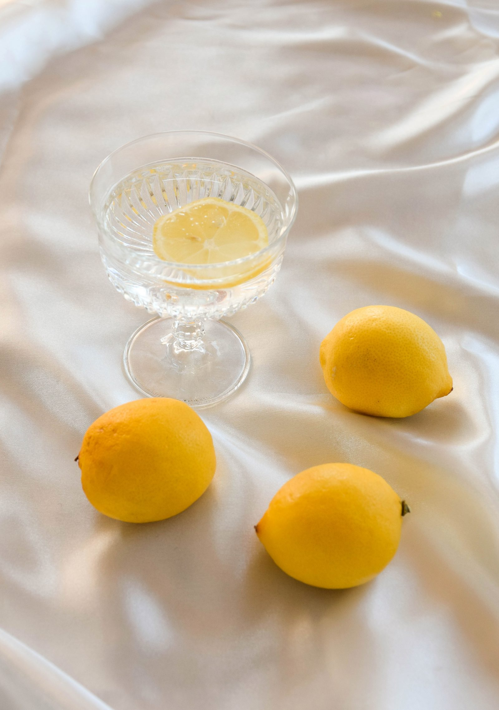 benefits lemon water