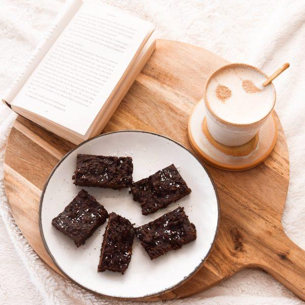 Vegan and easy brownie recipe